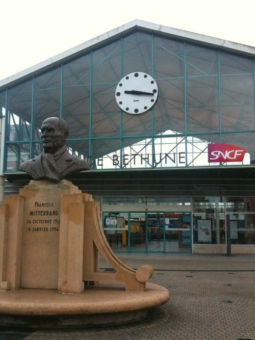 Gare SNCF Béthune