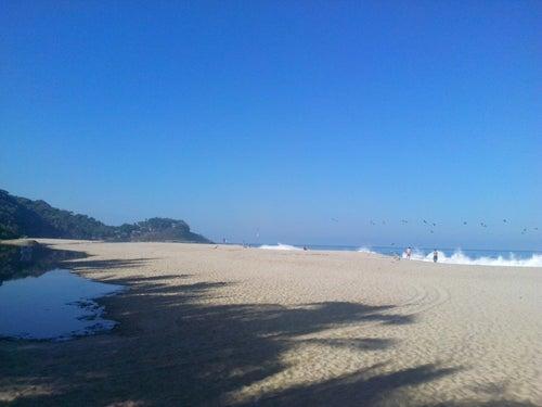 Playa de San Pancho
