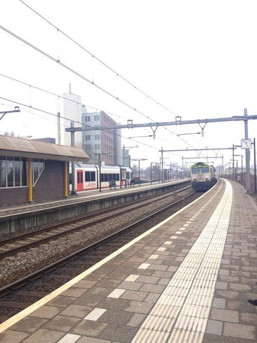 Station Maastricht-Randwyck