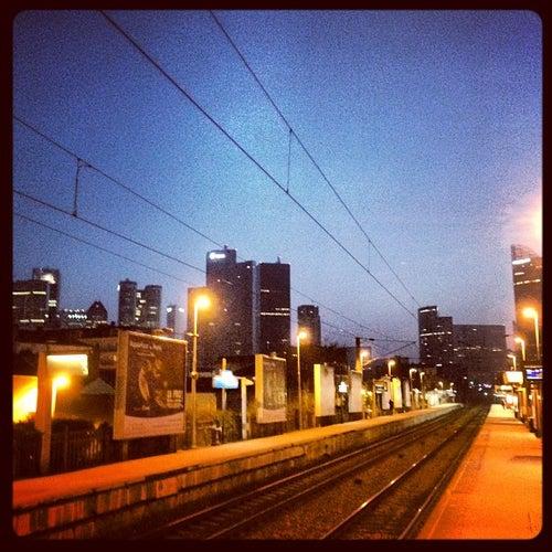 Gare de Courbevoie