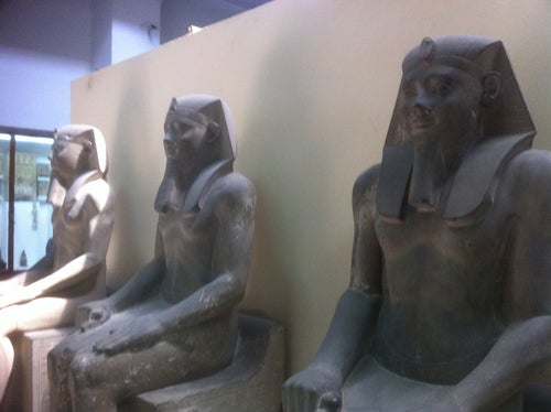 The Egyptian Museum (المتحف المصري)