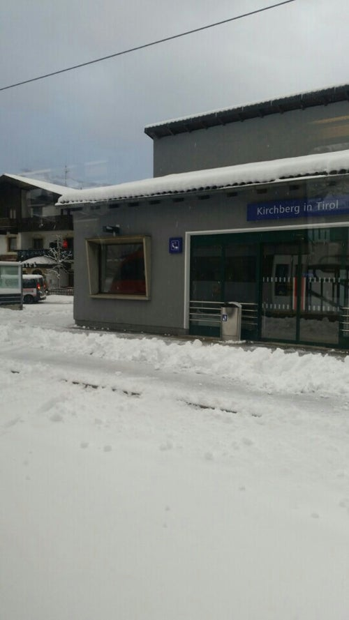 Bahnhof Kirchberg in Tirol