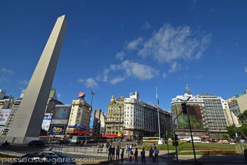 Obelisco - Plaza de la República