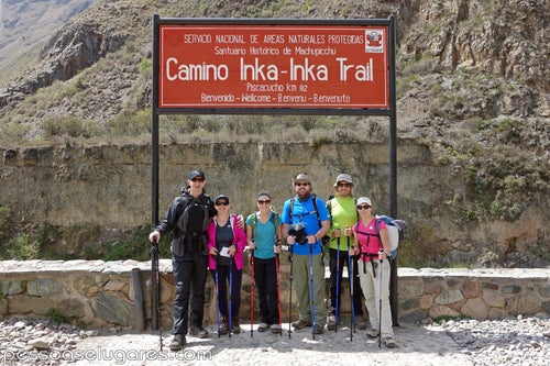 Camino Inca / Railway Hasta Machu Picchu