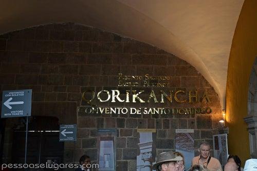 Convento Santo Domingo Qorikancha