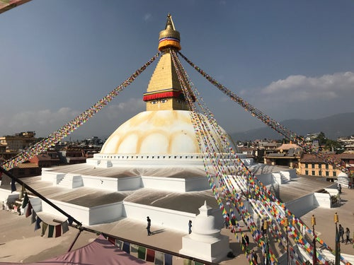 Boudhanath Stupa बौद्धनाथ