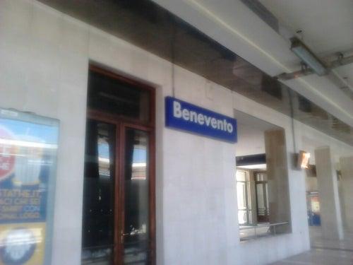 Stazione di Benevento