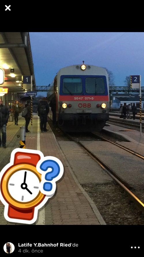 Bahnhof Ried im Innkreis