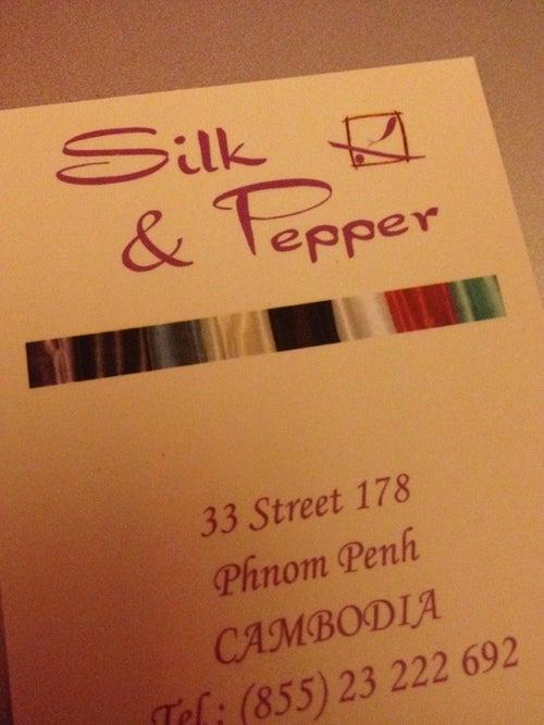 Silk & Pepper