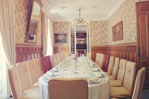 Taberna Del Alabardero Restaurant In Seville Spain Travel