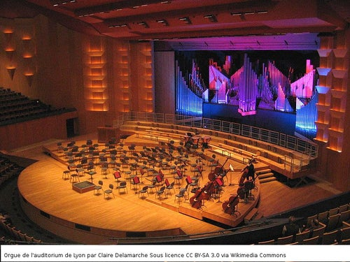 Auditorium - Orchestre national de Lyon