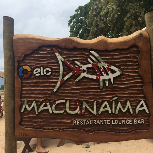 Macunaíma Beach Lounge