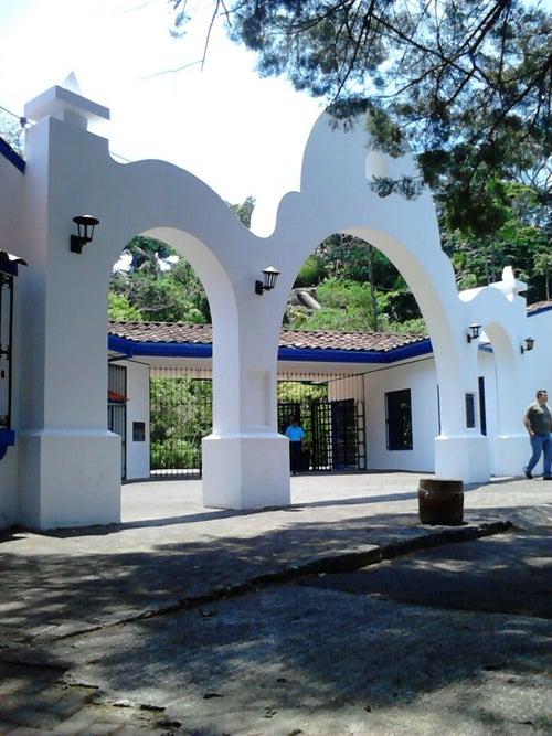 Parc zoologique et jardin botanique national sim n bol var - Conseil national des parcs et jardins ...