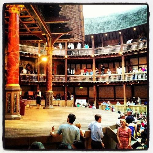Shakespeare's Globe Theatre_24