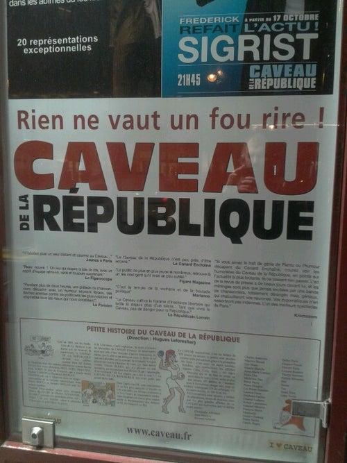 Caveau de la République_8