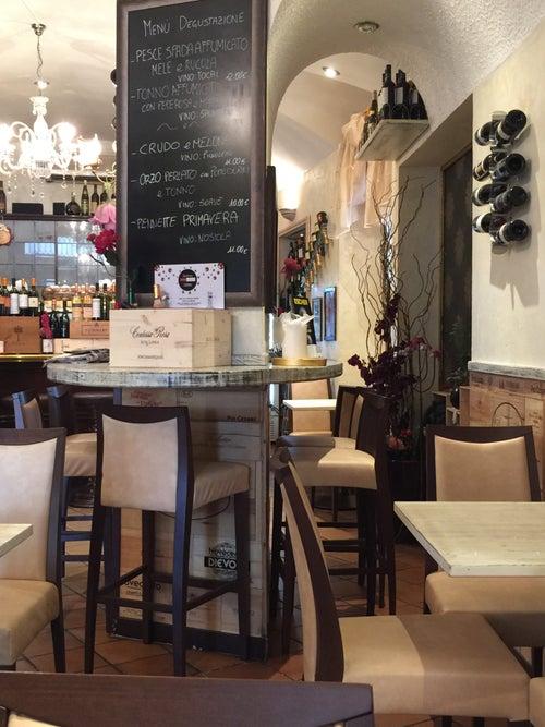 Caffetteria alle tuate caff bologna italia guide for Immagini caffetteria