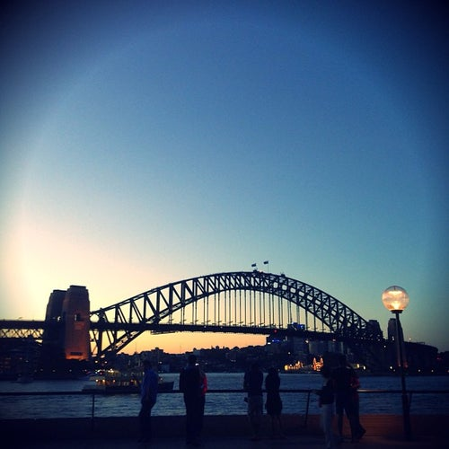 Sydney Harbour Bridge_24