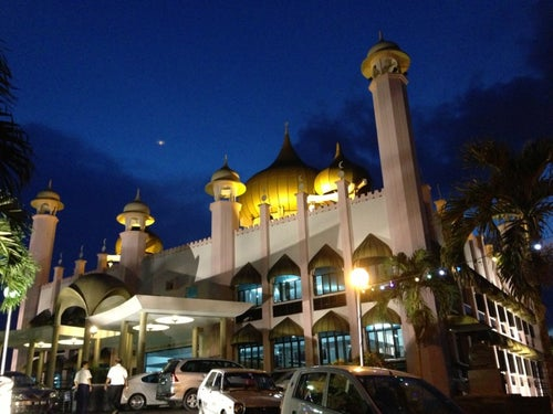 Petra Jaya State Mosque