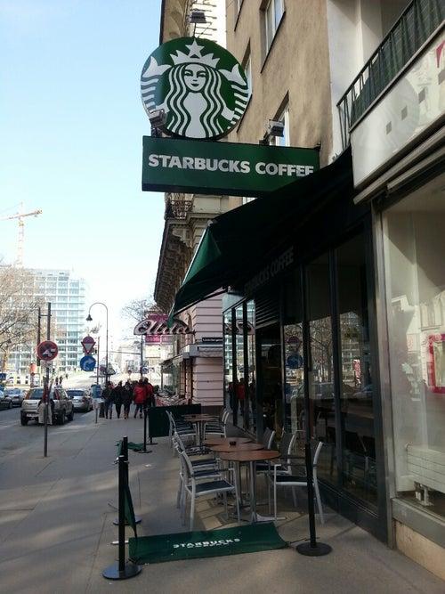 Starbucks Coffee Rotenturmstrasse