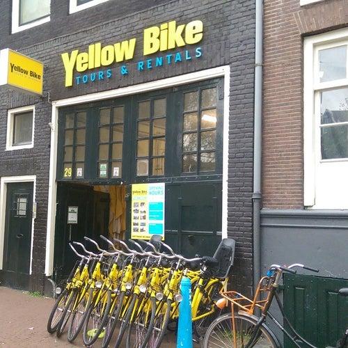 Yellow Bike_24