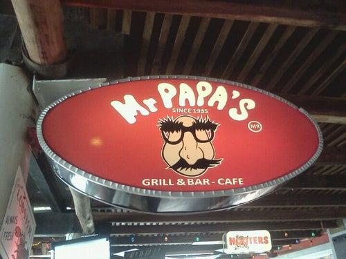 Mr. Papa's