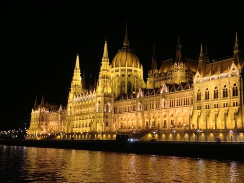 Hungarian Parliament Building_24