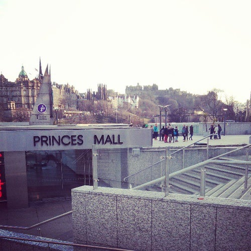 Prince's Mall Food Court