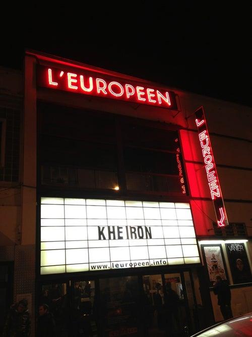 Théâtre Européen