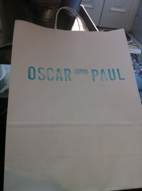 Oscar und Paul