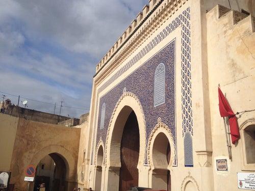 Bab Boujloud باب أبي الجلود