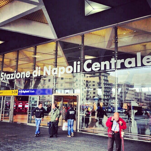 Napoli Centrale railway station