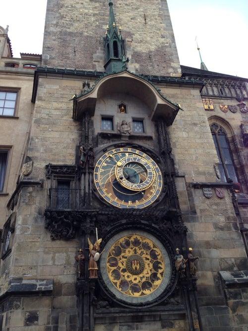 Pražský Orloj Astronomical Clock