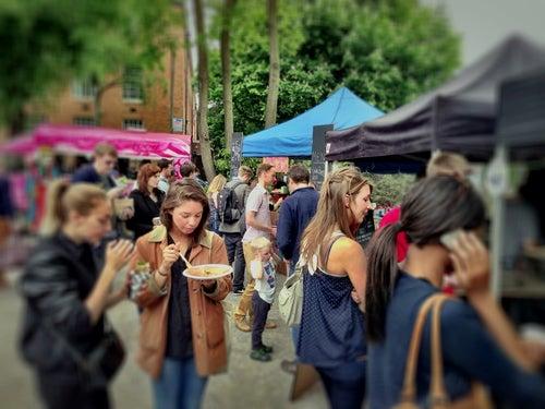 Brockley Market