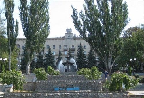 Покровський сквер