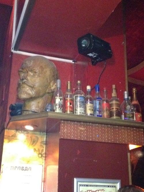HOTELUX - KGB BAR