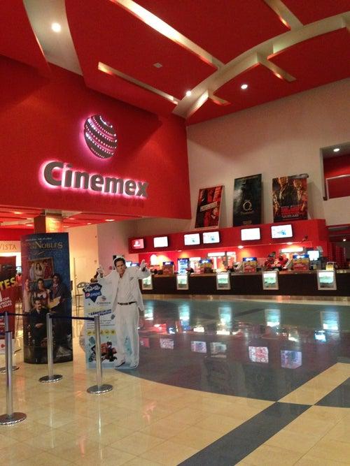 Cinemex Galerías Vallarta