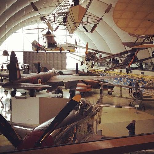 Royal Air Force Museum London_24