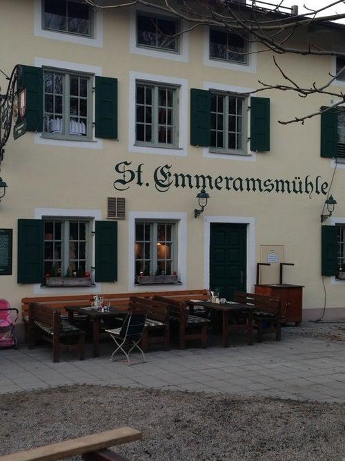 Sankt Emmerams Mühle