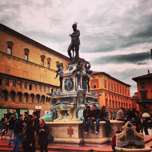 Fountain of Neptune, Bologna_24
