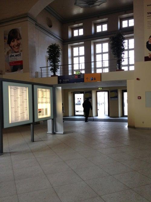 Bahnhof Frankfurt (Oder)