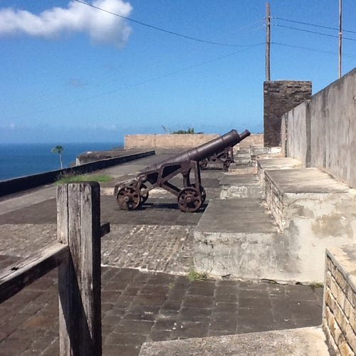 Fort Charlotte, Saint Vincent_6