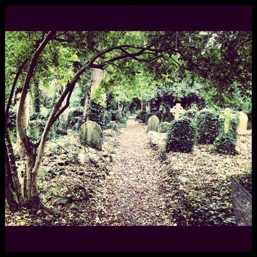 Cimitero di Highgate_24