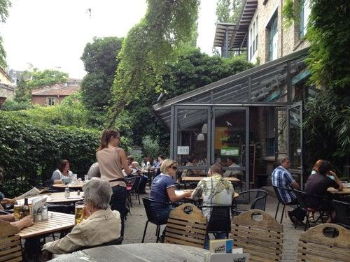 Café Palaver Café In Karlsruhe Deutschland Reiseführer Tripwolf