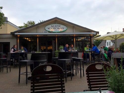 Kleine Kuchenkate Restaurant In Keitum Deutschland Reisefuhrer