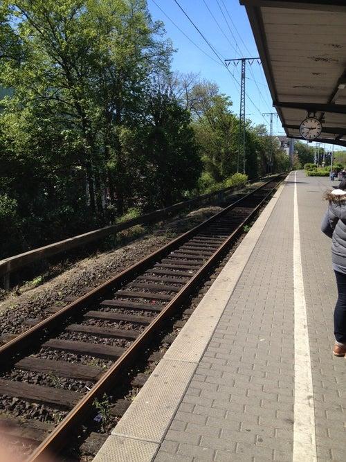 Bahnhof Köln Süd
