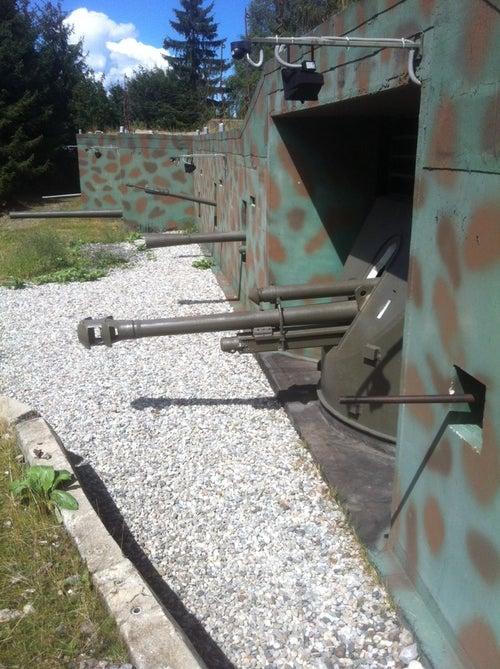 Bunkermuseum Wurzenpass_3