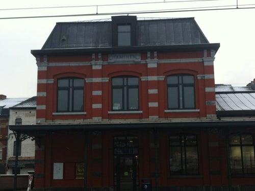Gare de Tamines