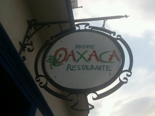 Madre Oaxaca