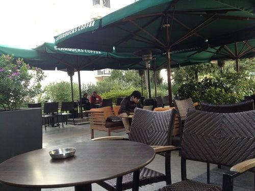 Starbucks Ampelokipi Store