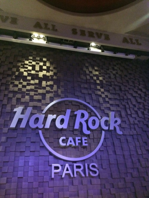 Hard Rock Cafe Paris_7